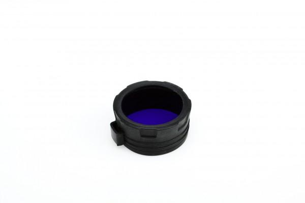 Maxx5 Filter BLAU mit Gummiring