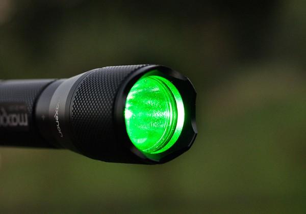 Maxx 3 - LED Reflektor - grün