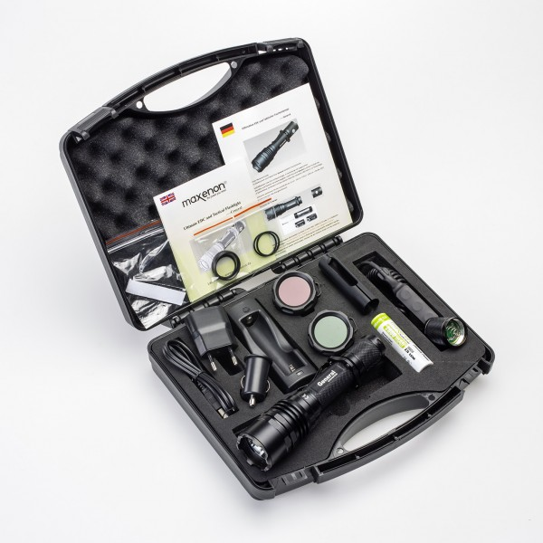 Maxenon General Hunting-Set; 1050 Lumen