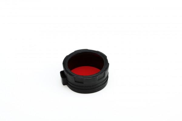 Maxx5 Filter ROT mit Gummiring