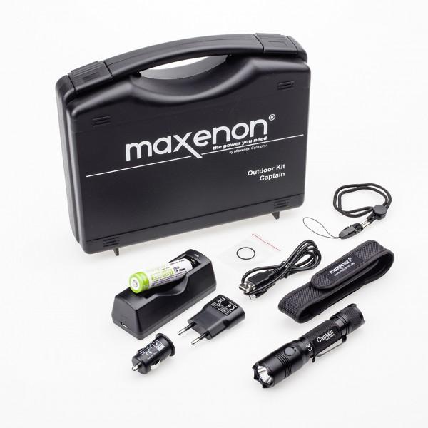 Maxenon Captain Outdoor-Set